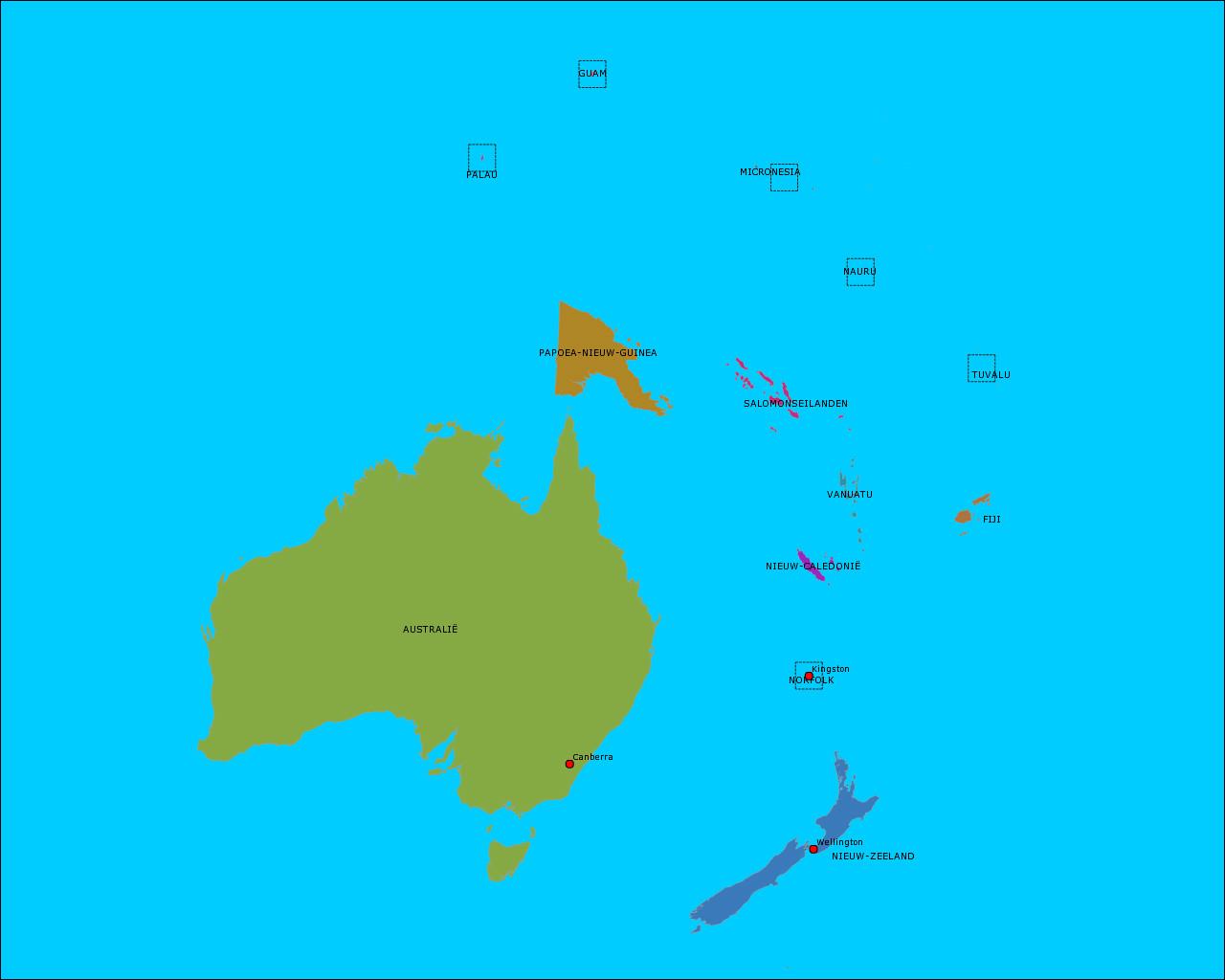 australie-en-nieuw-zeeland