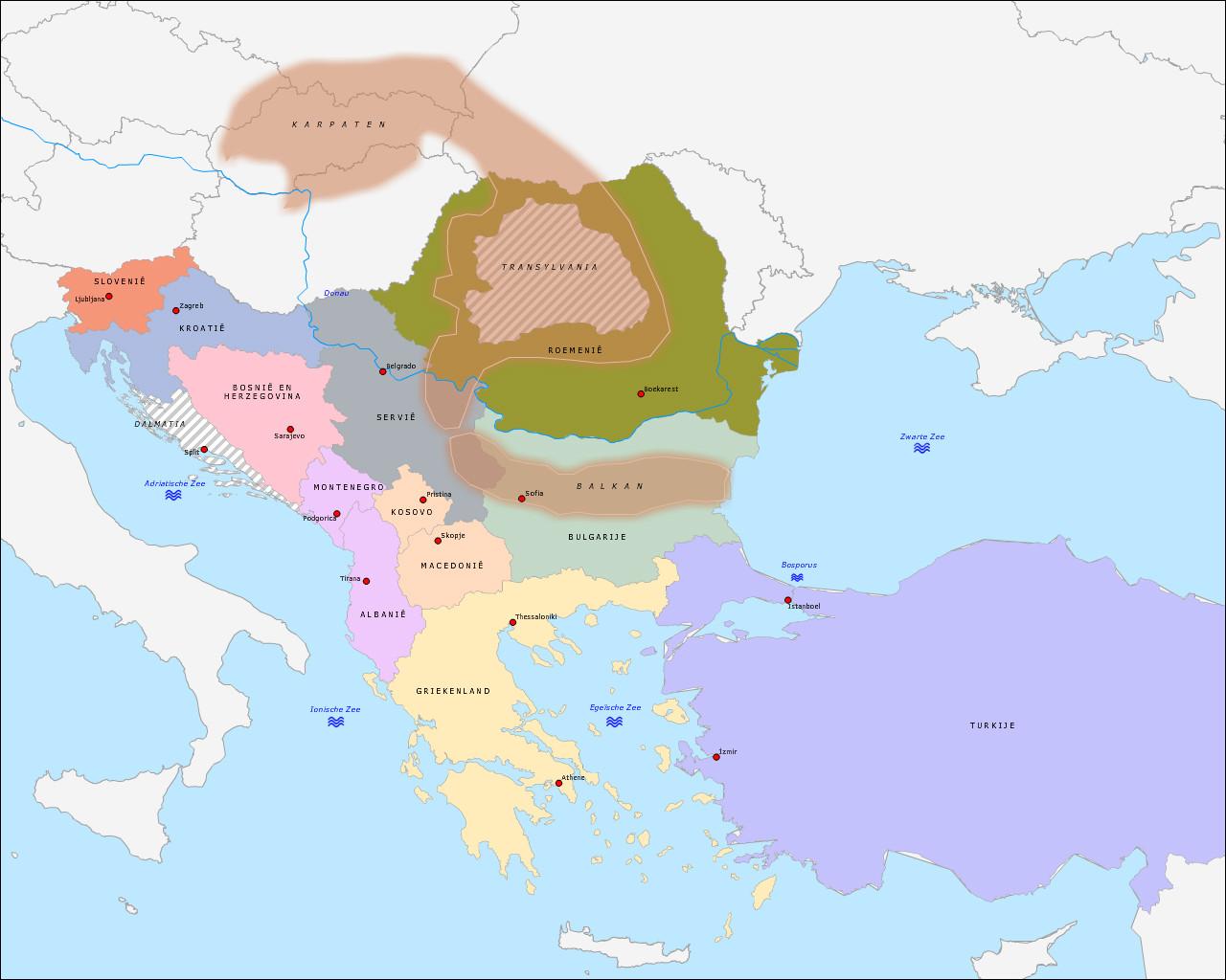 balkanlanden