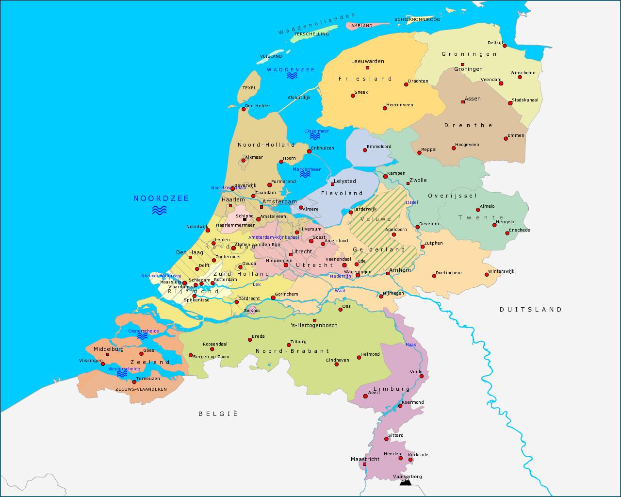 basiskaart-nederland