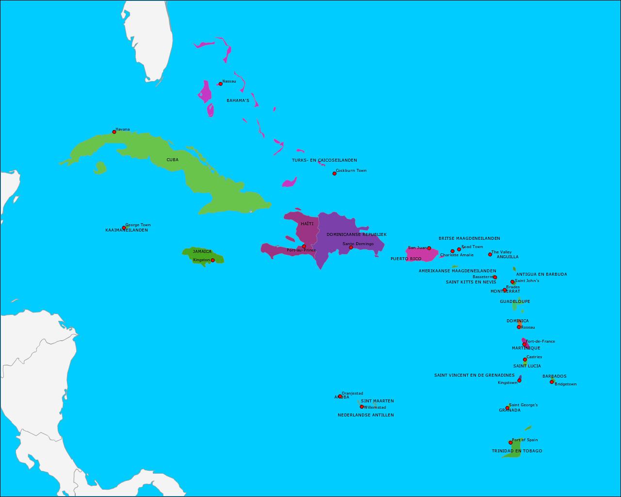 caribisch-gebied