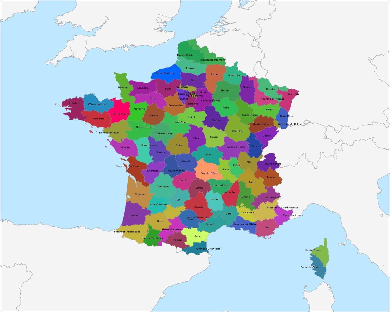 departementen-van-frankrijk