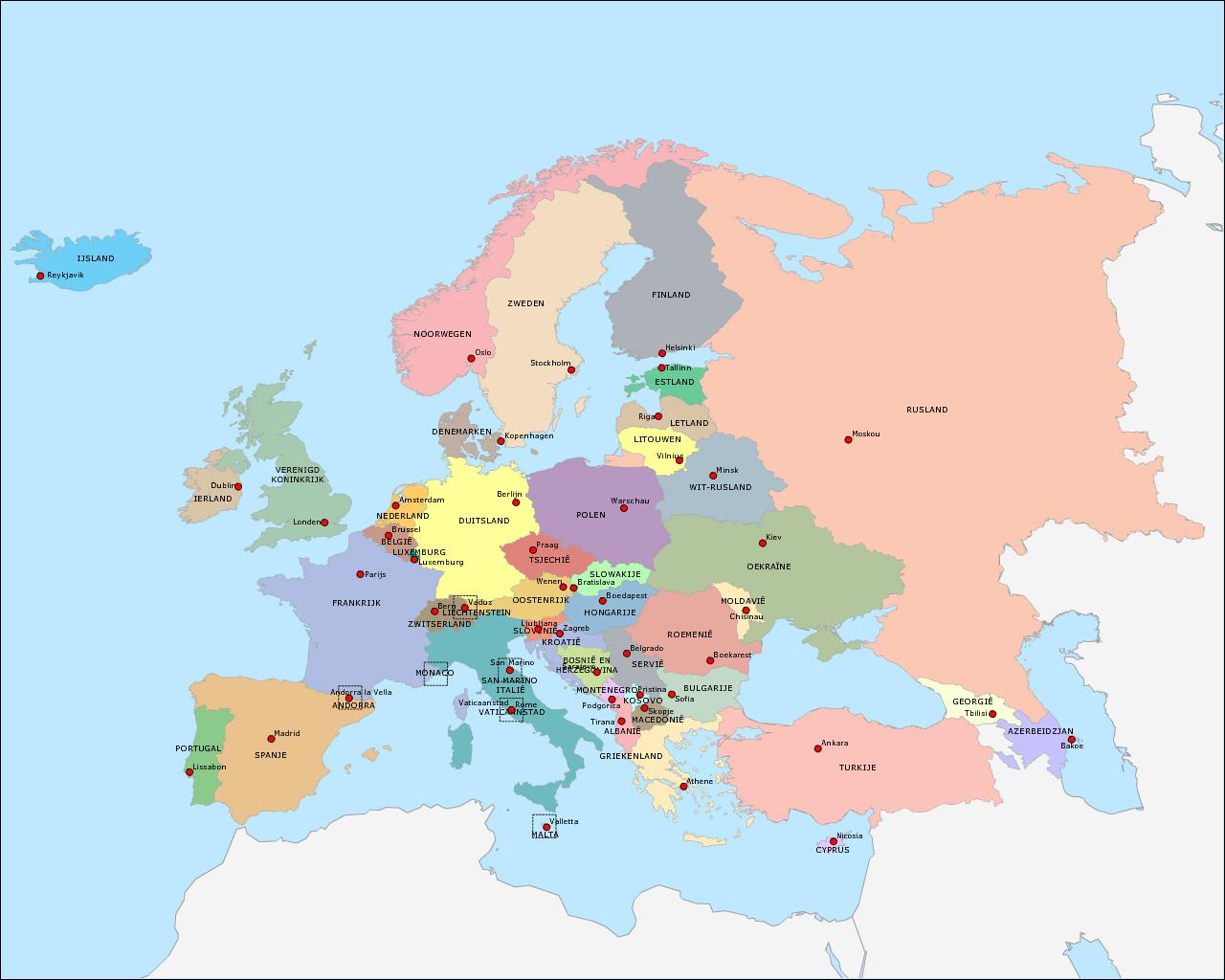 landen-en-hoofdsteden-van-europa-(deel-2)