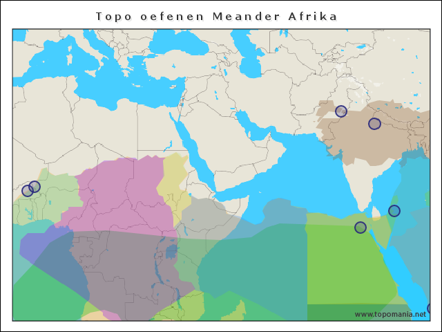 topo-oefenen-meander-afrika