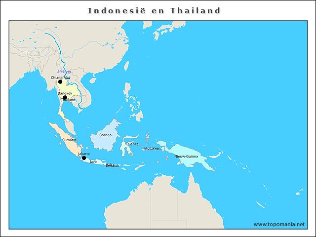 indonesie-en-thailand