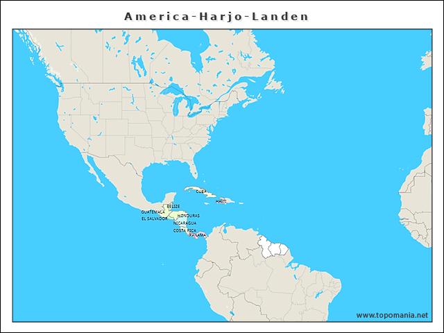 america-harjo-landen-(minder-bekende-landen)