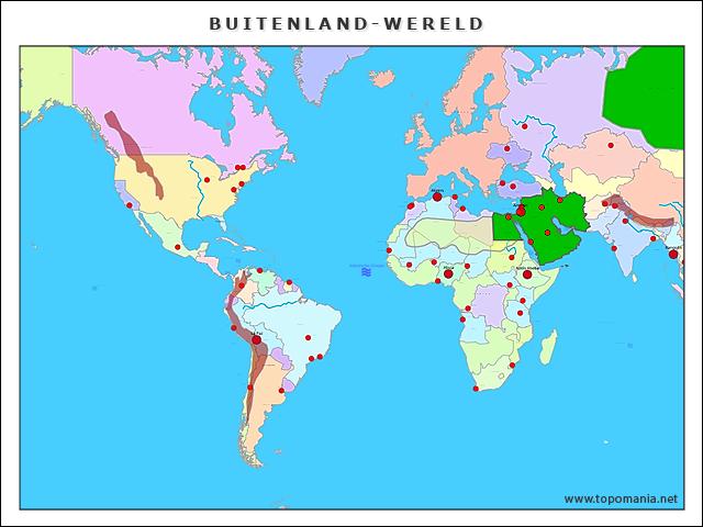 buitenland-wereld