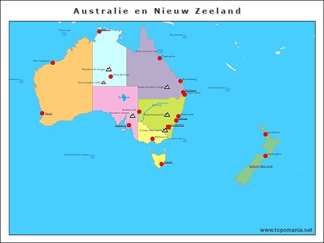 australie-en-nieuw-zeeland-groep-8