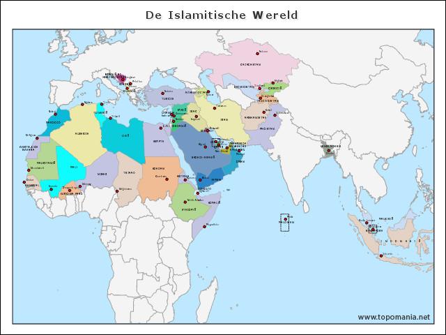 de-islamitische-wereld