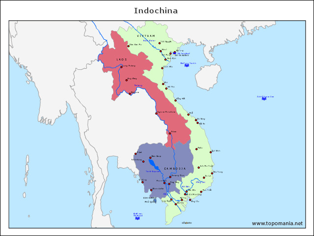 indochina
