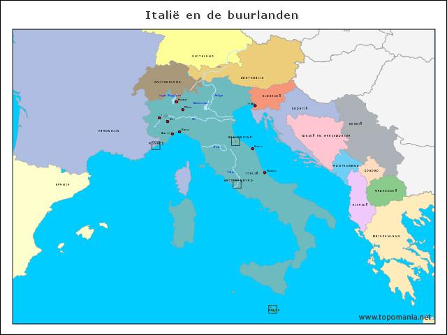 italie-en-de-buurlanden