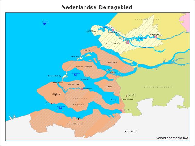 nederlandse-deltagebied