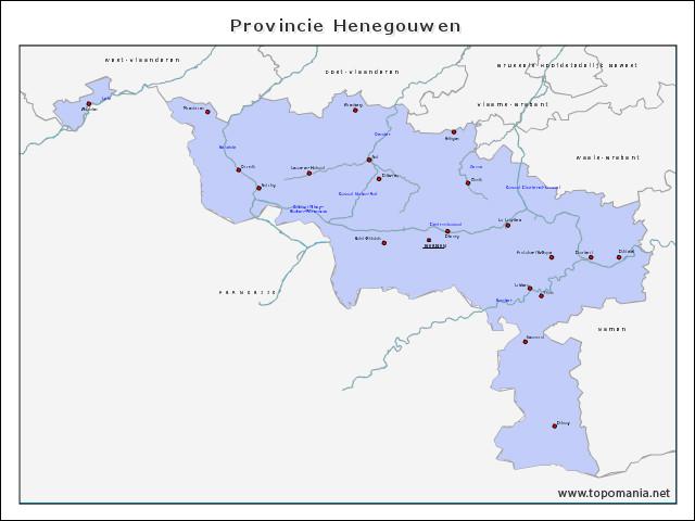 provincie-henegouwen