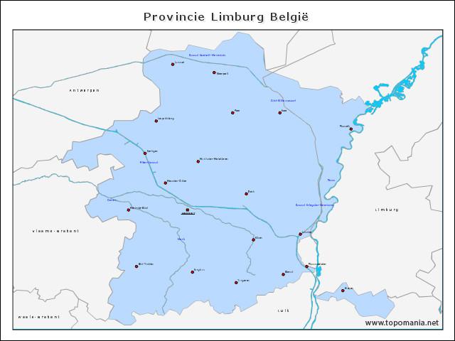provincie-limburg-belgie