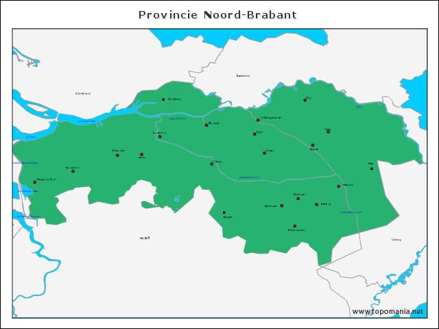 provincie-noord-brabant