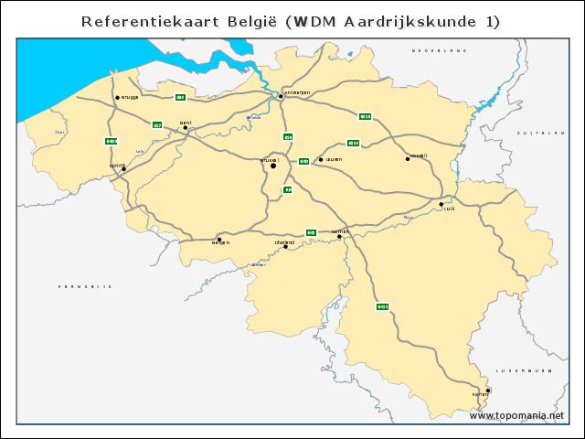 referentiekaart-belgie-(wdm-aardrijkskunde-1)