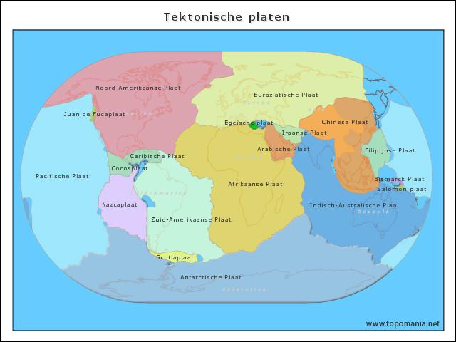 tektonische-platen