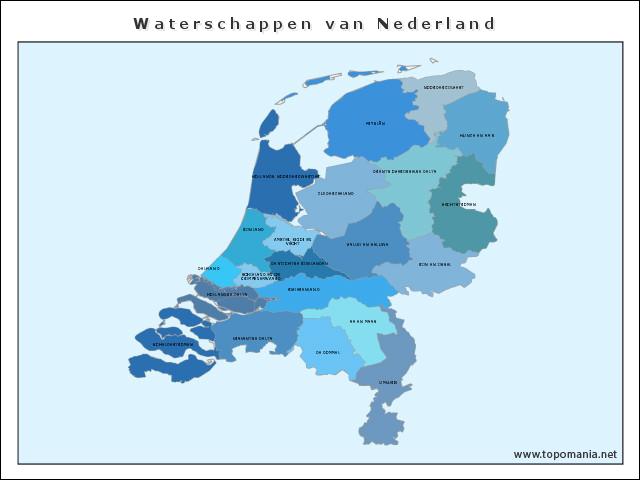 waterschappen-van-nederland