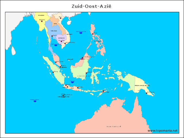 zuid-oost-azie