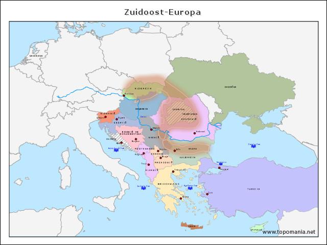 zuidoost-europa